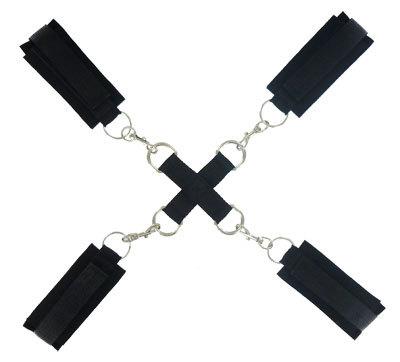 Stay Put Cross Tie Restraints