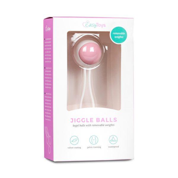 Removable Kegel Ball Single
