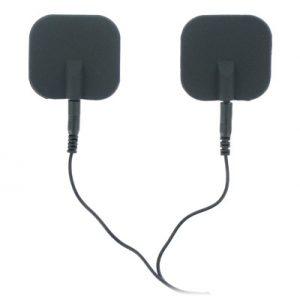 Zeus Deluxe Black Electro Pads