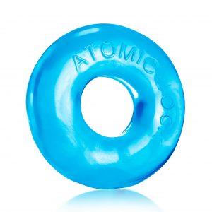 Do Nut 2 Cockring Large Ice Blue